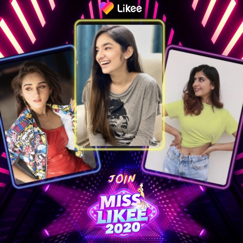 Likee Celebrates Women Power With Its First Digital Talent Pageant Miss Likee 2020 The Sme Times Miss digital is the platform on youtube and blogger as well as on facebook. the sme times
