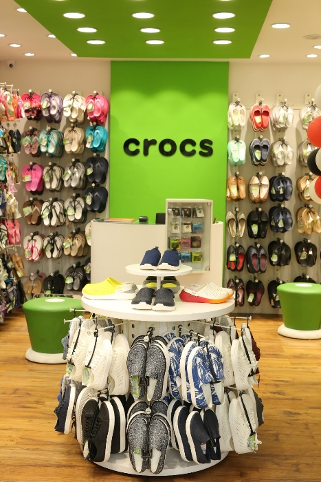 c4587ddcd Crocs opens its 100th store in India
